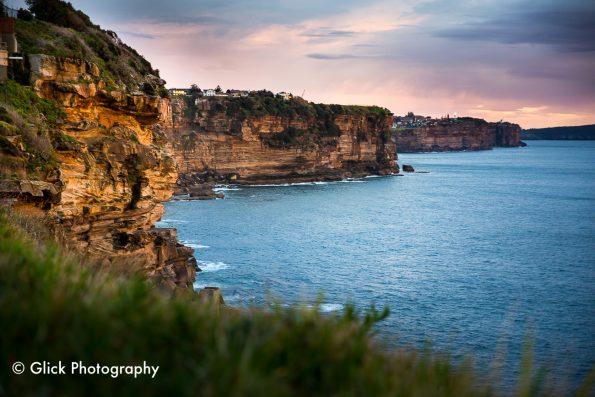 North Bondi Cliffs