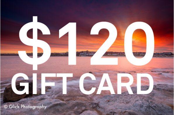 Gift Card $120