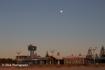 Moonset Maroubra