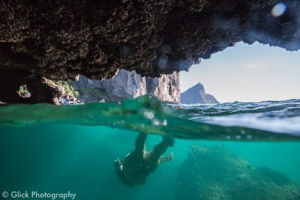 Island Cave