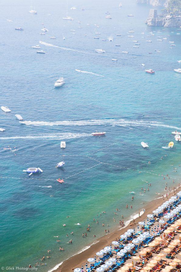 Busy Amalfi