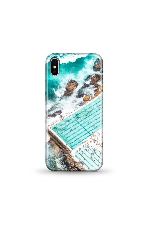 Bondi Icebergs Activities – Iphone X (10) case